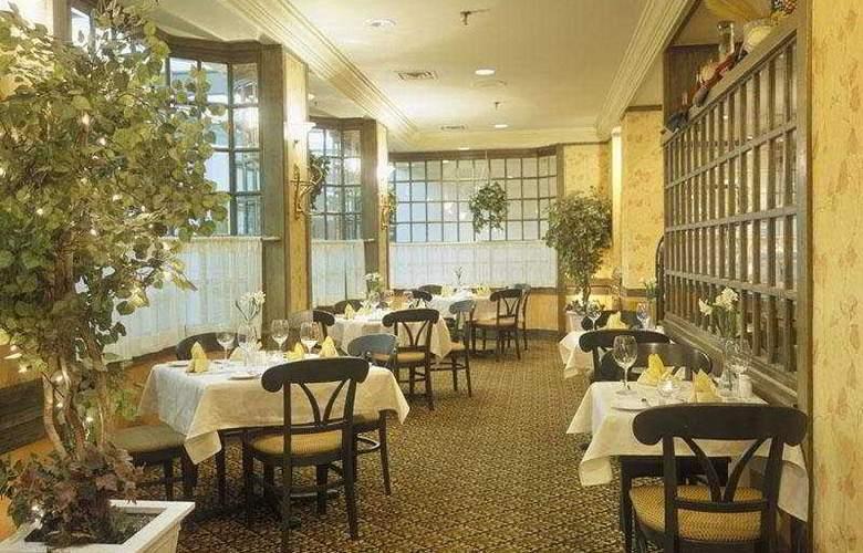 Delta Barrington - Restaurant - 9