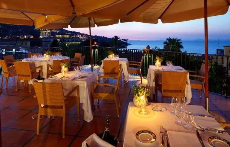 Grand Hotel la Favorita - Restaurant - 35
