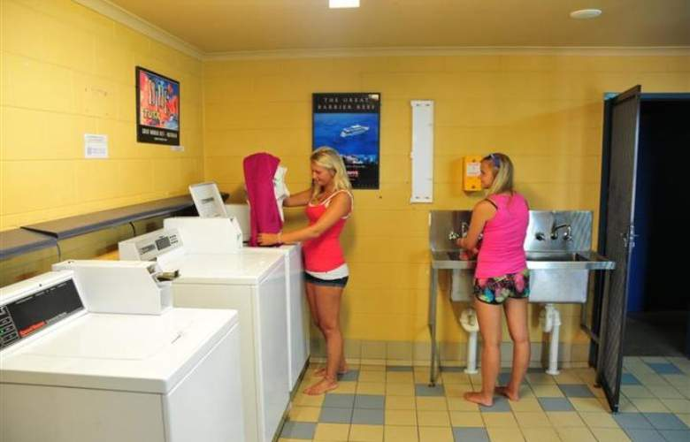 Nomads Cairns Backpackers - Hotel - 40