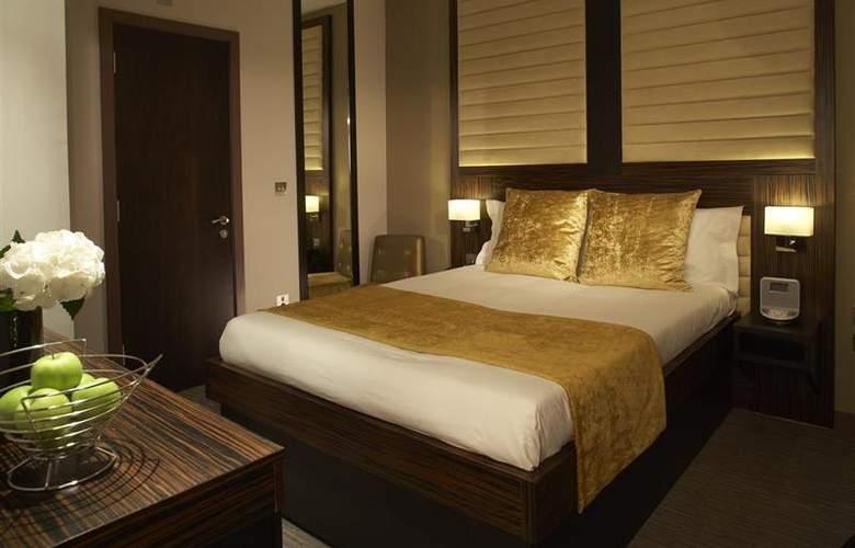 Best Western Maitrise Suites - Room - 59