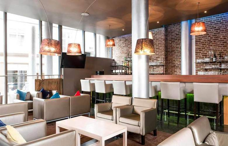 Novotel Gent Centrum - Bar - 27