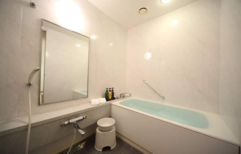 Hotel Metropolitan Nagano - Room - 7