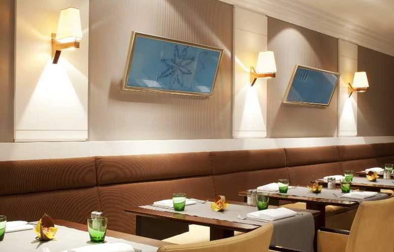 Le Méridien Stuttgart - Restaurant - 8