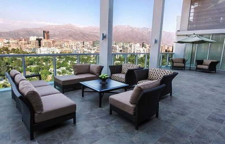 Hyatt Place Santiago/Vitacura - Terrace - 20
