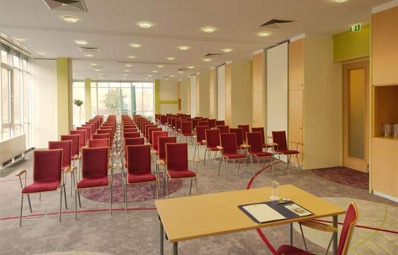 Best Western Premier Hotel Villa Stokkum - Conference - 65