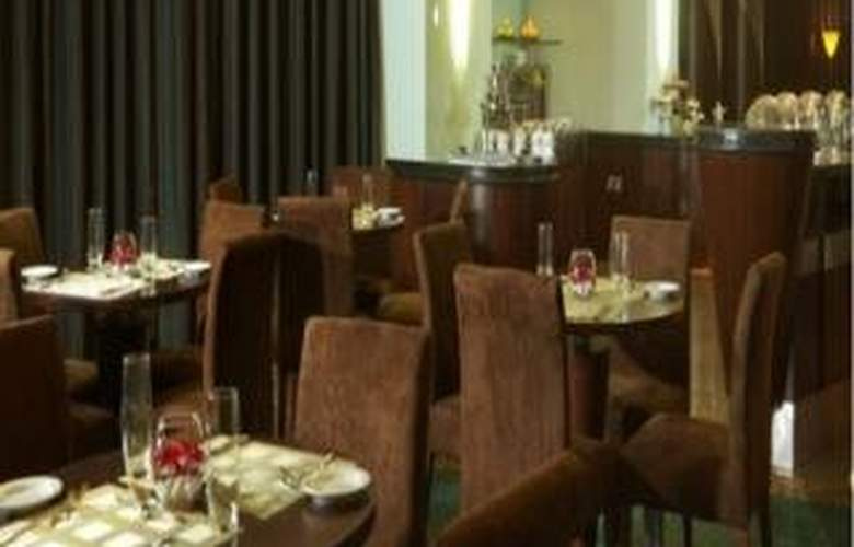 Rose Rayhaan by Rotana - Restaurant - 5