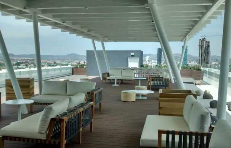 Camino Real Hotel & Suites Puebla - Terrace - 4