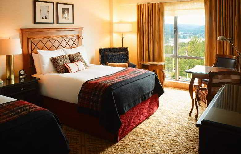 Fairmont Tremblant - Room - 2