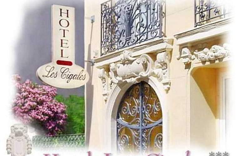 Les Cigales - Hotel - 0