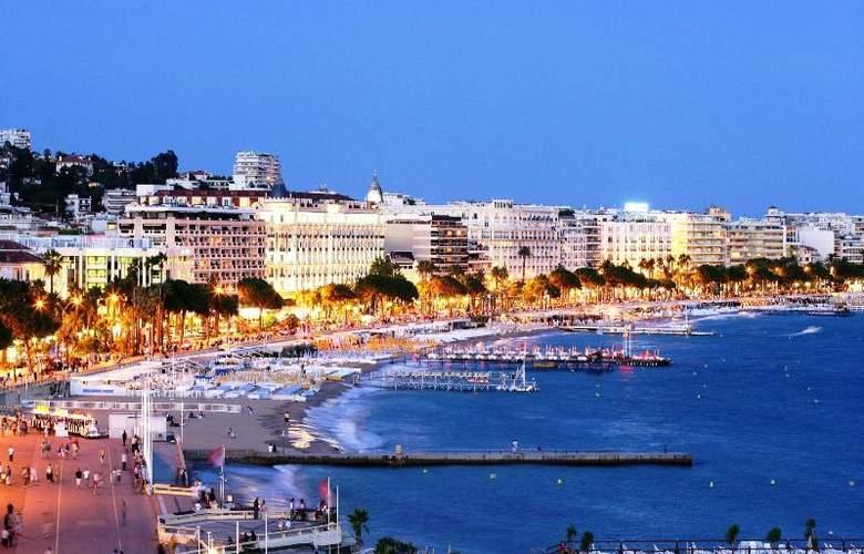 Clarion Suites Cannes Croisette - Sport - 44