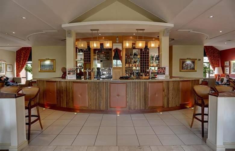 Best Western Reading Moat House - Restaurant - 56