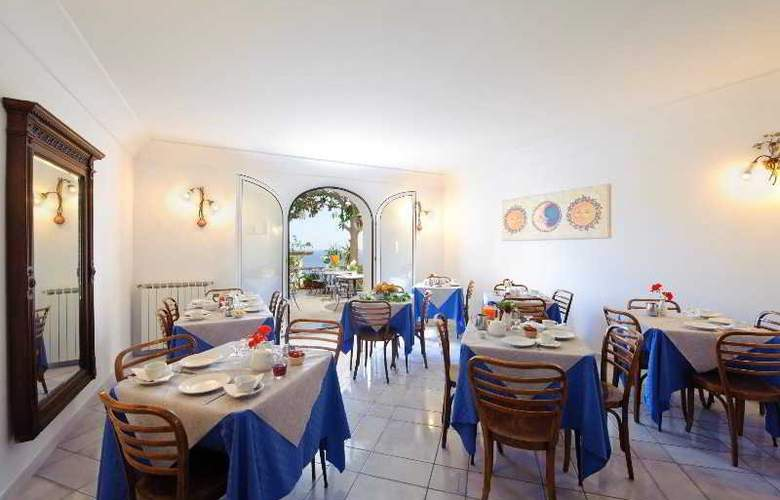 Maresca Hotel Praiano - Restaurant - 2