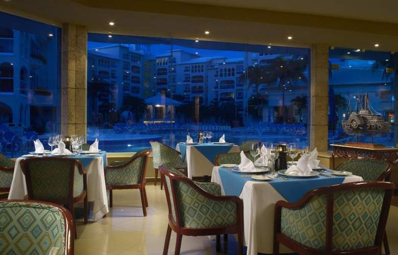 Occidental Costa Cancún - Restaurant - 26