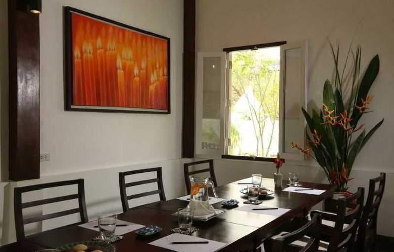 Kiridara Villa Ban Visoun - Restaurant - 2