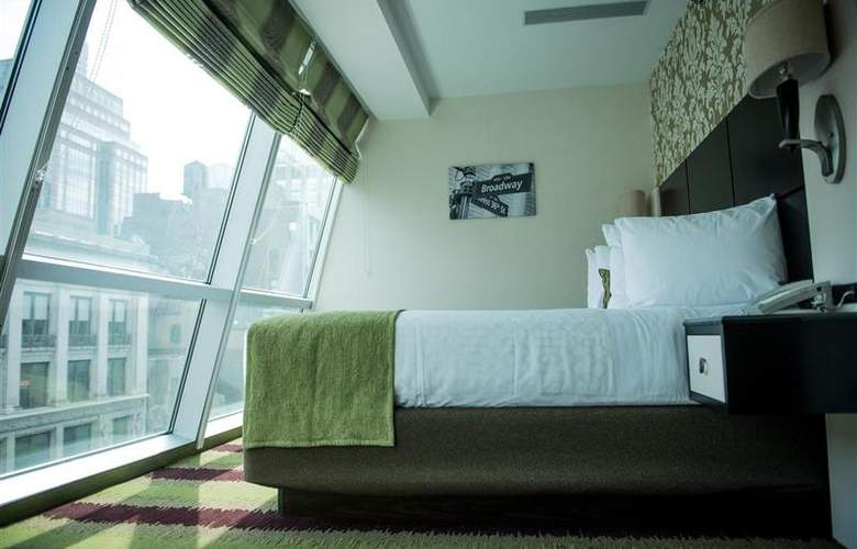 Best Western Premier Herald Square - Room - 80