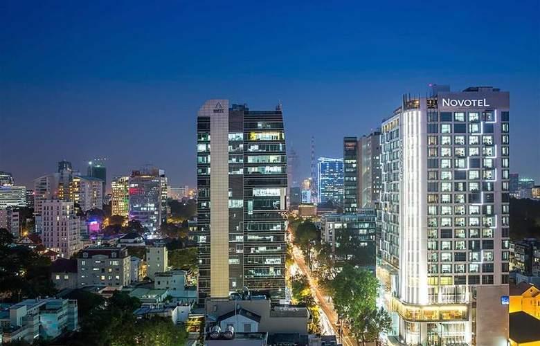Novotel Saigon Centre - Hotel - 43