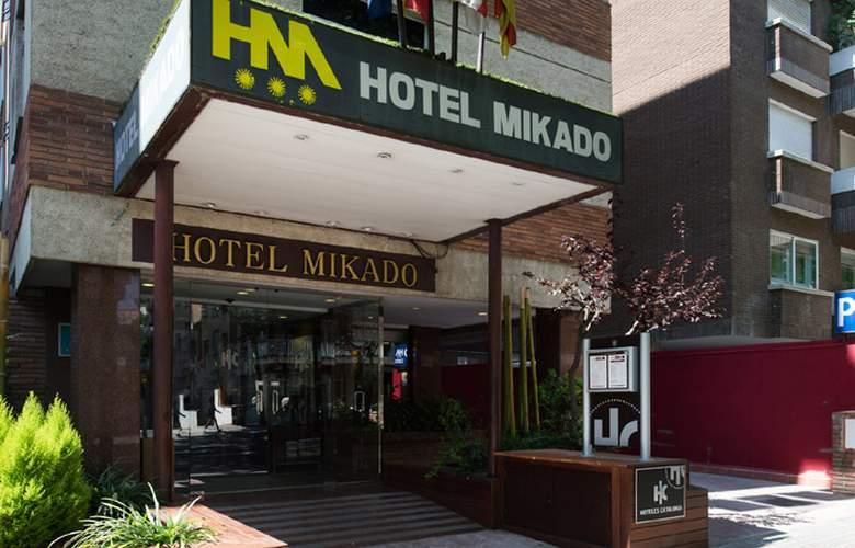 Catalonia Mikado - Hotel - 0