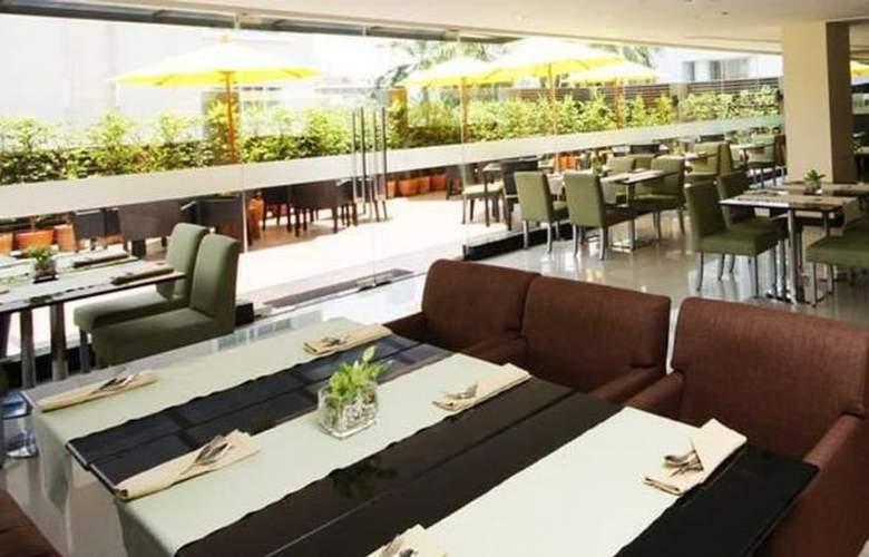 Golden Tulip Mandison Suites - Restaurant - 11
