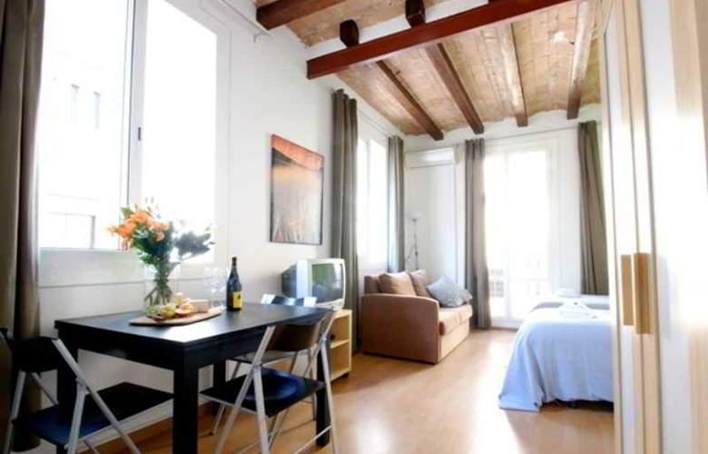 FGA Barceloneta Apartments - Room - 13