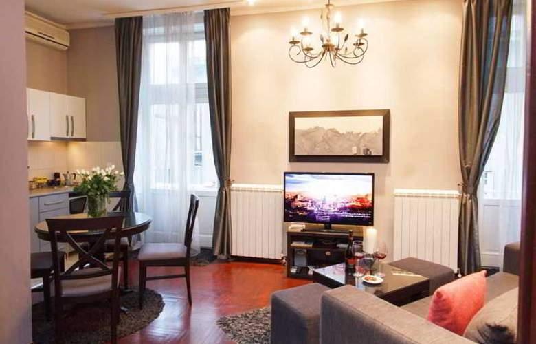 Romantic CENTRAL Apartment @ TERAZIJE SQUARE! - Hotel - 11