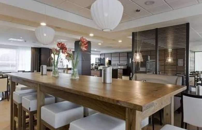 Holiday Inn Express Amsterdam-Sloterdijk Station - Restaurant - 8