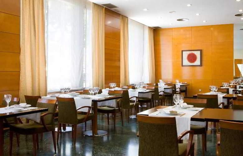 NH Ciudad de Cuenca - Restaurant - 18