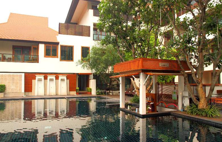 RatiLanna Riverside Spa Resort Chiang Mai - Pool - 22