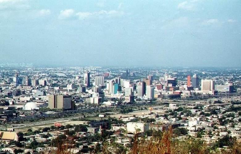 Best Western Centro de Monterrey - Hotel - 24