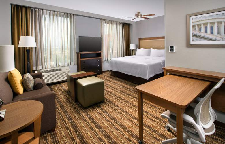 Homewood Suites by Hilton Washington DC NoMa Union Station - Room - 2