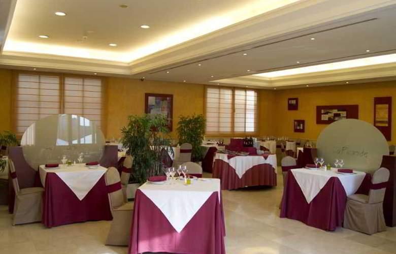 Villamadrid - Restaurant - 12