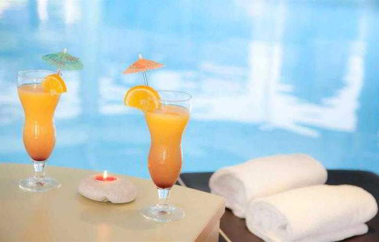 Mercure Thalassa Aix-Les-Bains Ariana - Hotel - 33