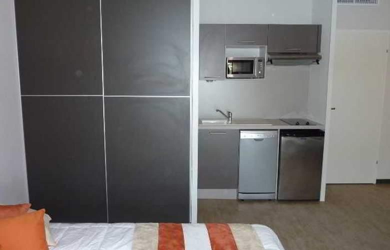 Mer et Golf Appart-Hotel Bordeaux Lac - Bruges - Room - 25