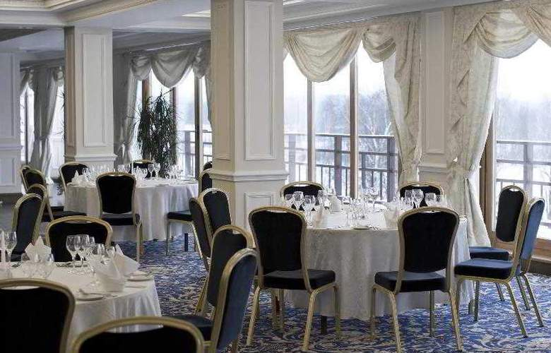 Vilnius Grand Resort - Restaurant - 23