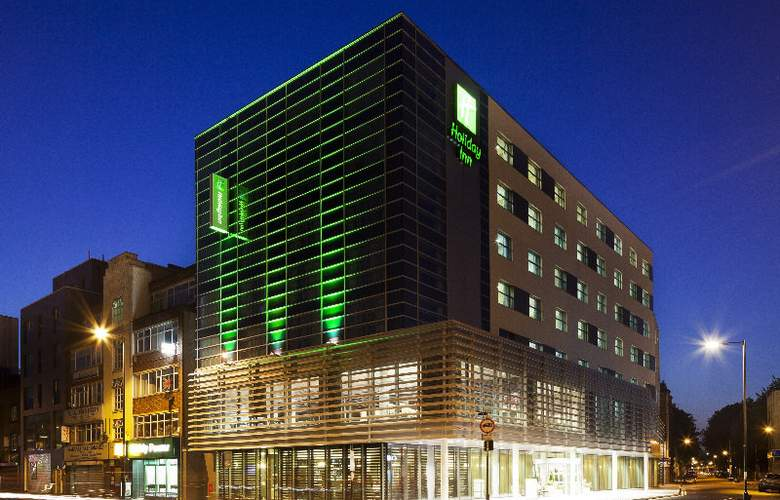 Holiday Inn London Commercial Road - Hotel - 0