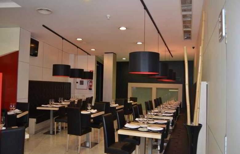 Sercotel Odeon - Restaurant - 42