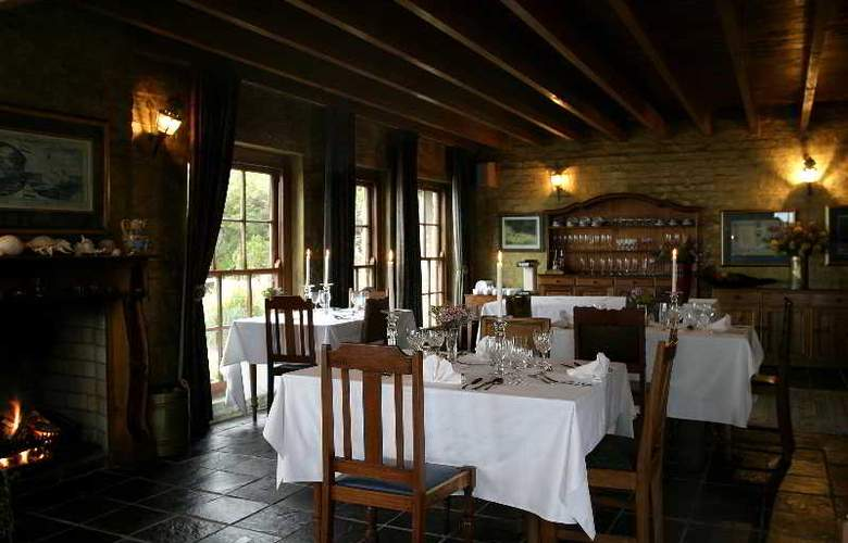 Agulhas Country Lodge - Restaurant - 1