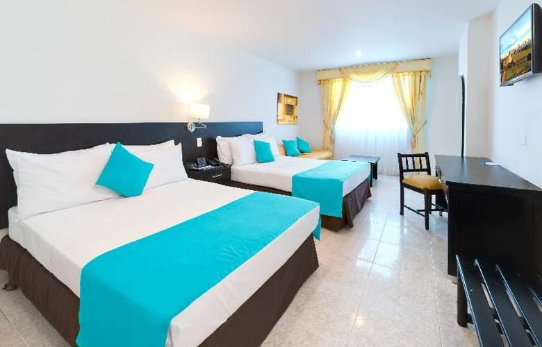 Cartagena Plaza - Room - 6