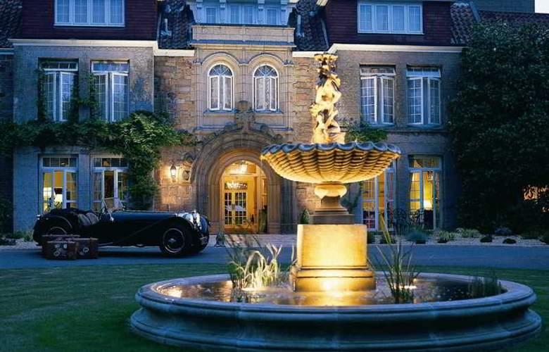 Longueville Manor - Hotel - 0