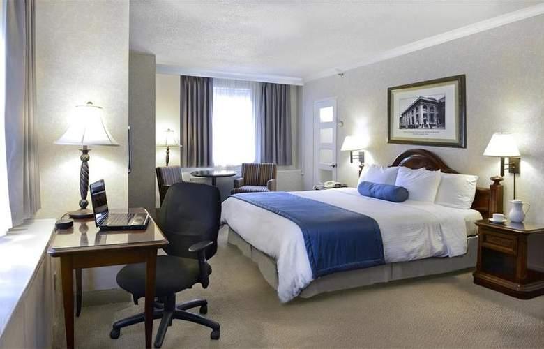 Best Western Ville-Marie Hotel & Suites - Room - 32