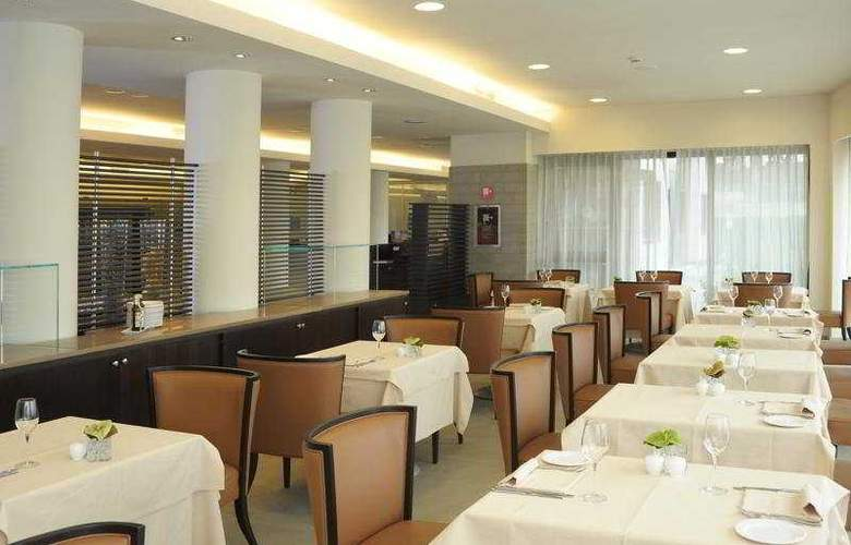 NH Linate - Restaurant - 11
