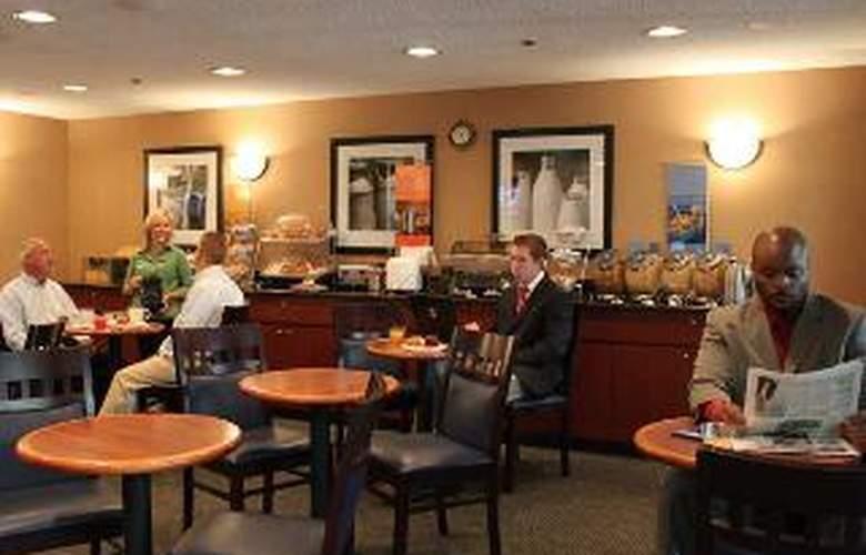 Hampton Inn Detroit/Auburn Hills - Restaurant - 4