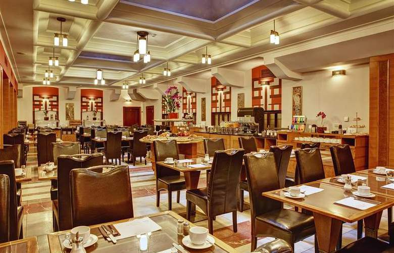 Majestic Plaza Prague - Restaurant - 123