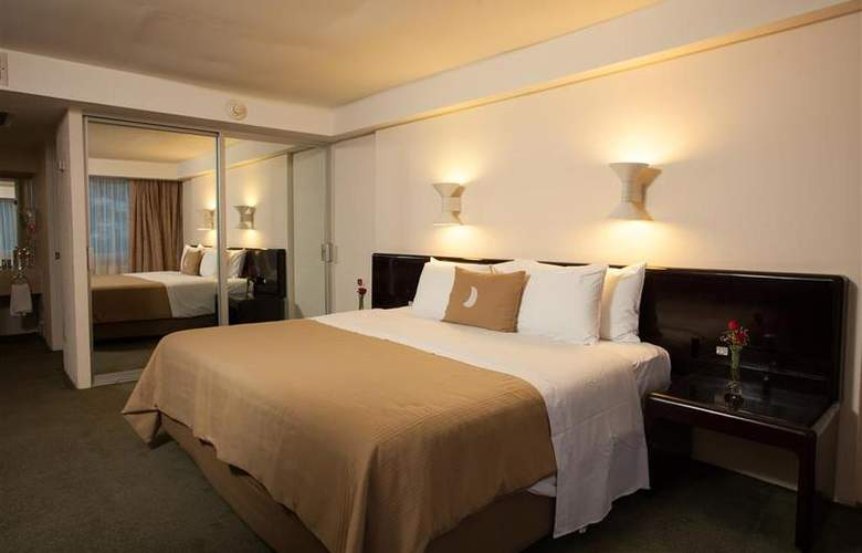 Best Western Plus Gran Morelia - Room - 180