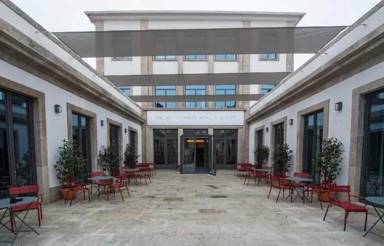 The Artist Porto Hotel & Bistro - Hotel - 0
