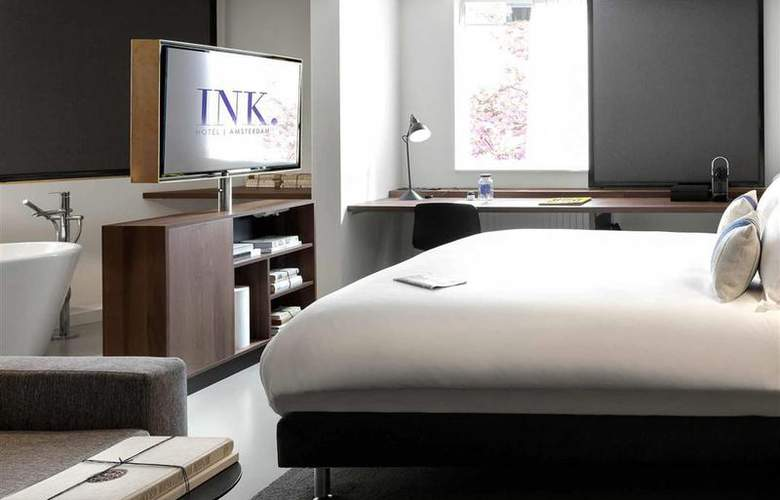 INK Hotel Amsterdam MGallery by Sofitel - Room - 29