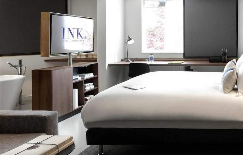 INK Hotel Amsterdam MGallery by Sofitel - Room - 29