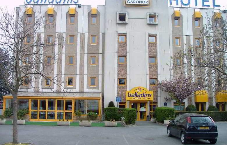 Balladins Aulnay Garonor - Hotel - 0