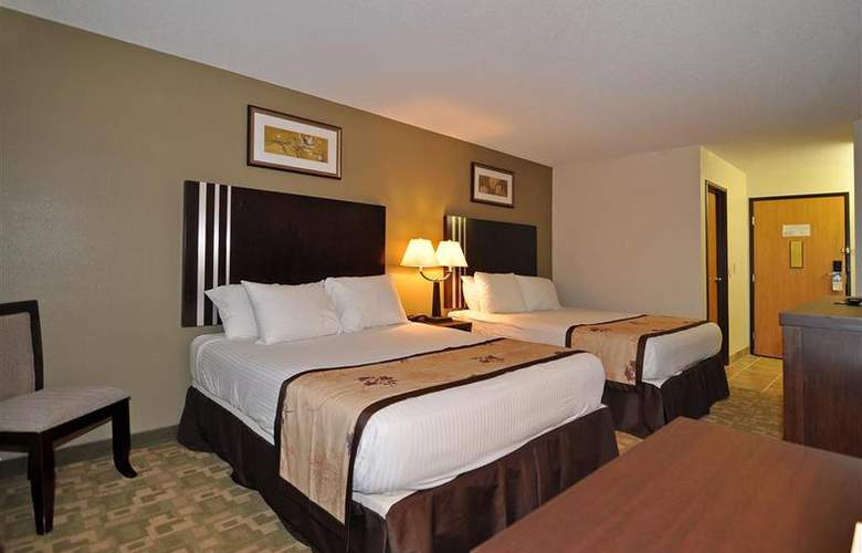 Best Western Alexandria Inn - Room - 48