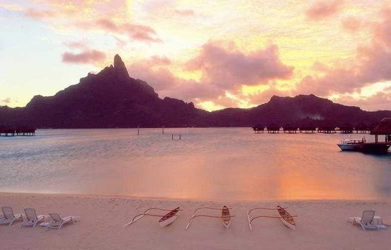 Le Meridien Bora Bora - Beach - 8