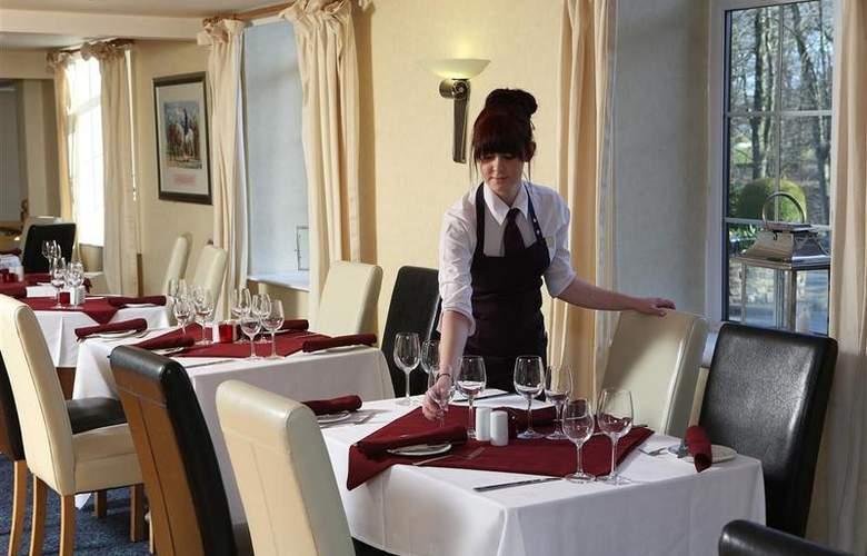 Best Western Park Hall - Restaurant - 250